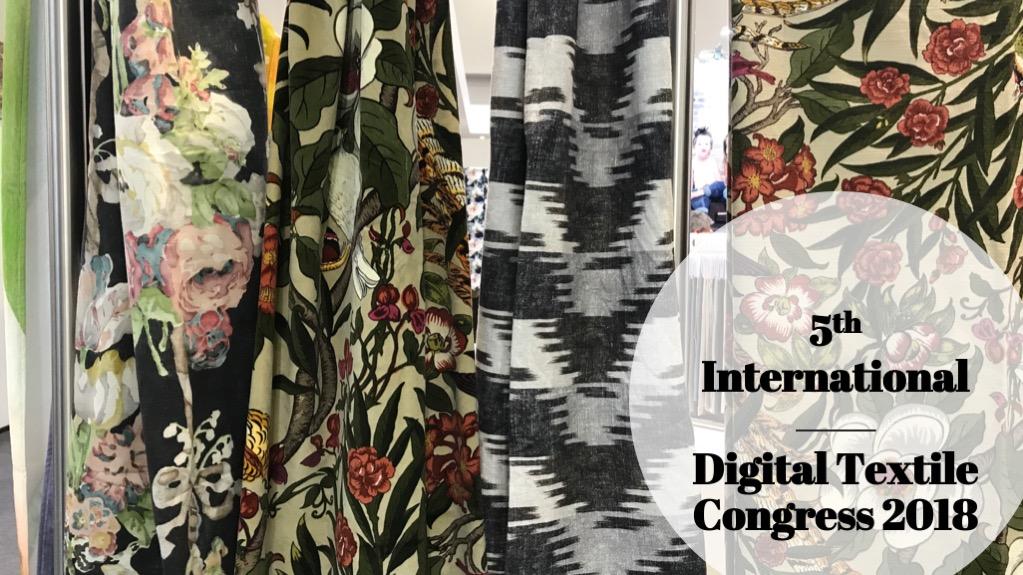 Digitale textile congress 2018